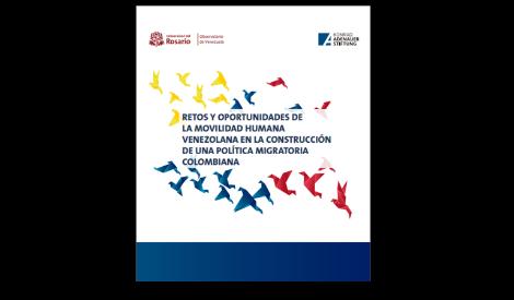 71f528fb0e8 Retos y oportunidades de la movilización humana venezolana en la  construcción de una política migratoria colombiana