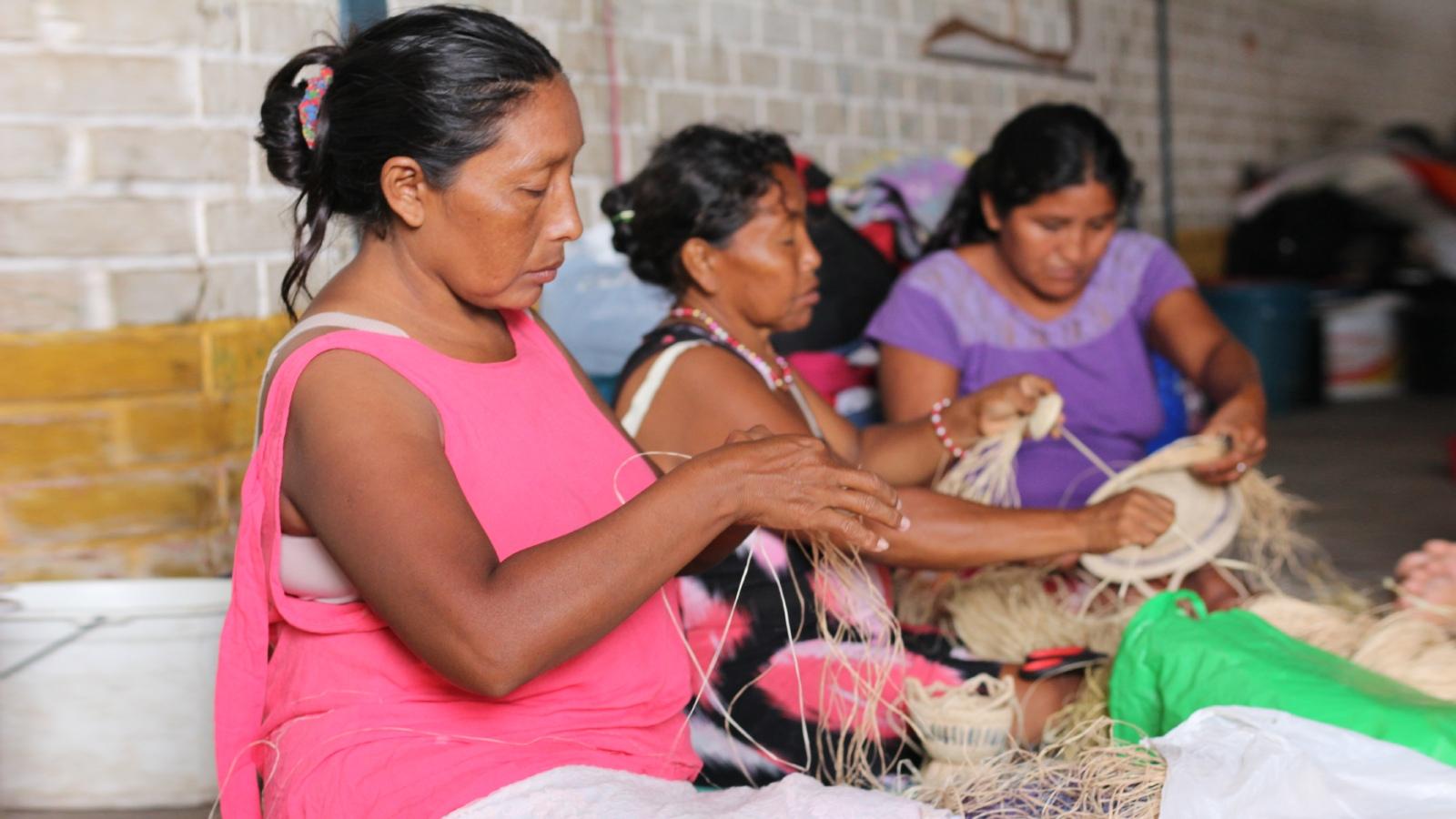 ONU Mujeres presenta estrategia contra la violencia de género y la trata de migrantes