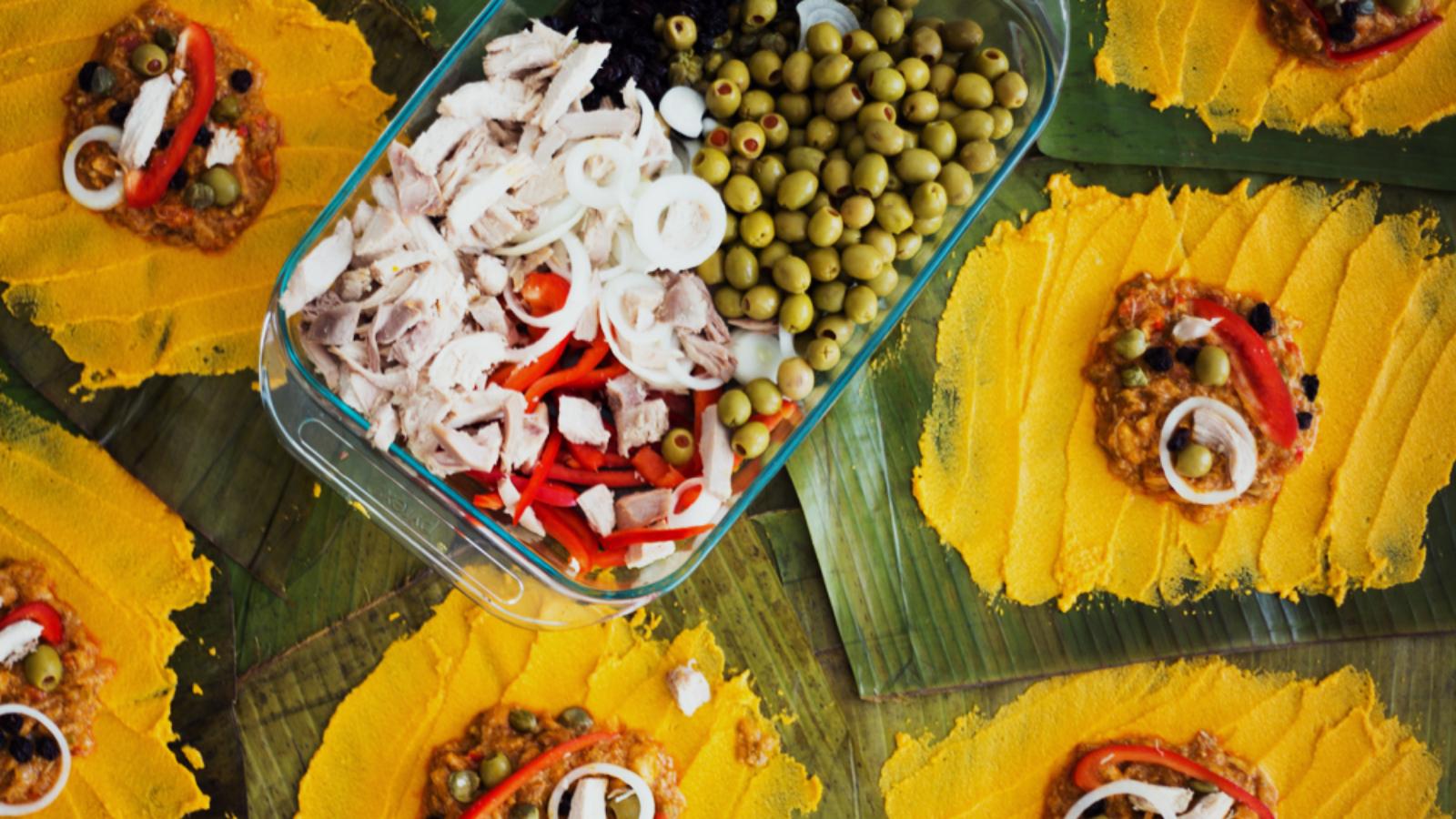 Guía para preparar las famosas hallacas venezolanas