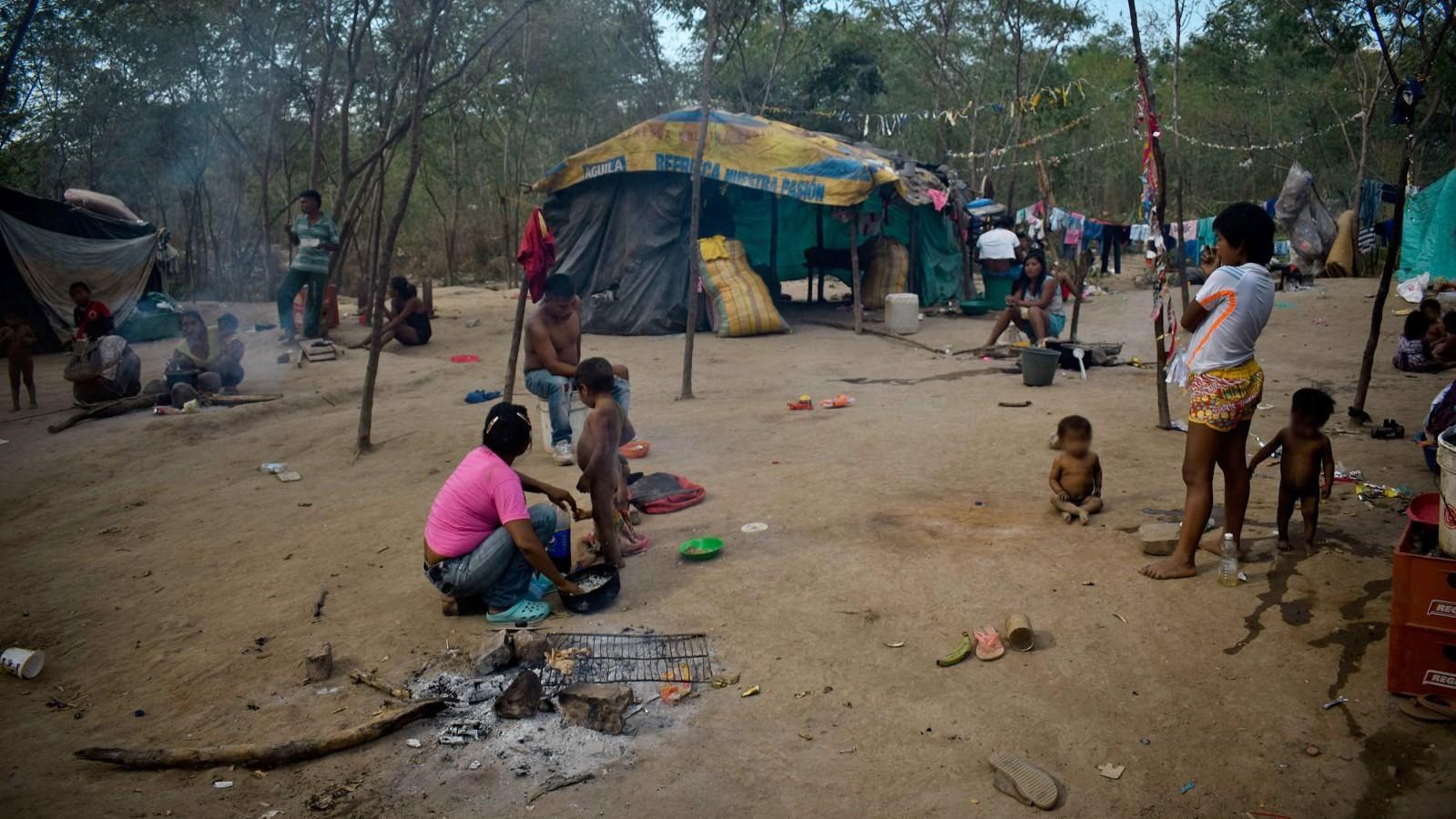 Yukpas venezolanos: sobrevivir lejos de la serranía