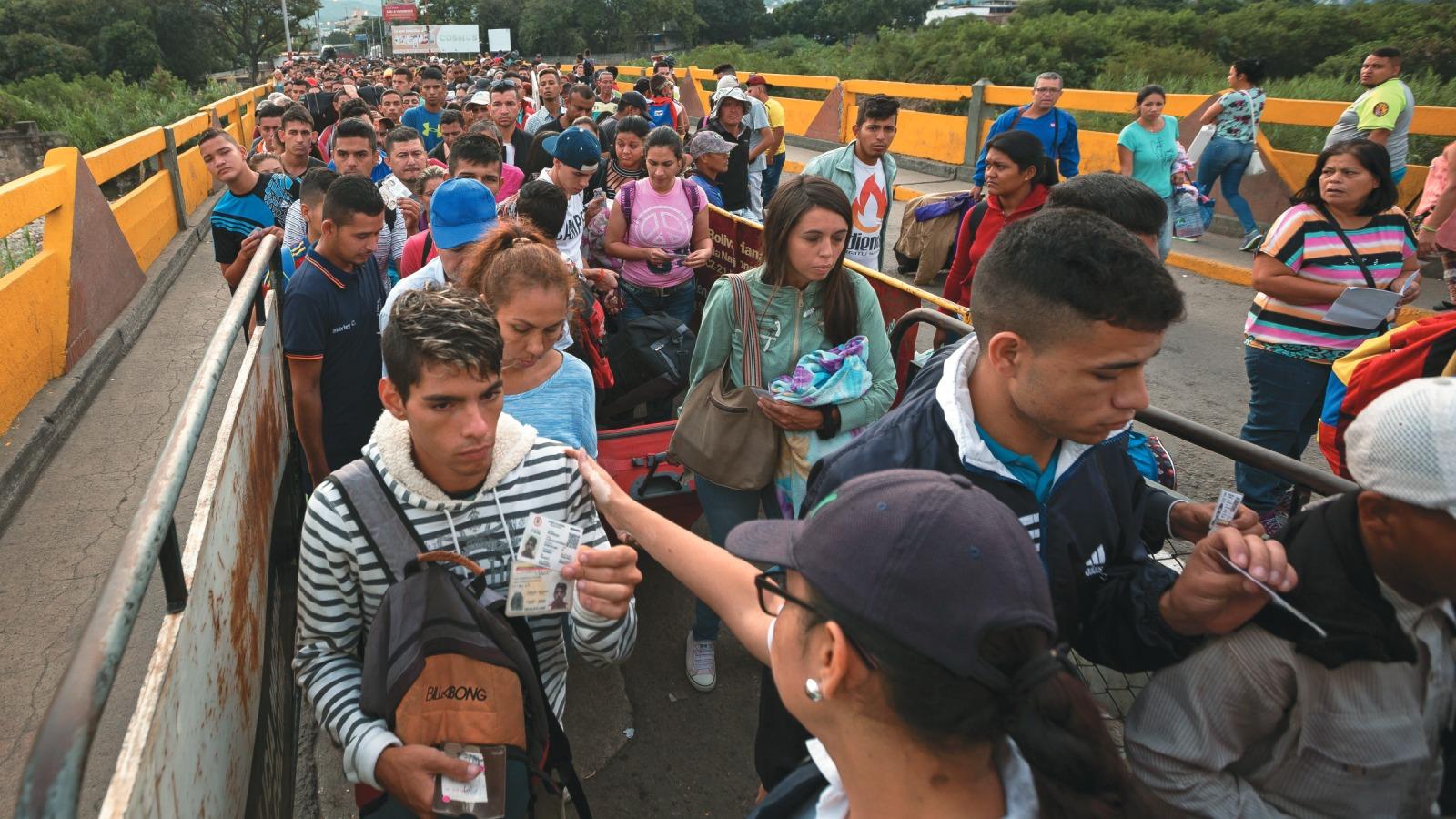 Cómo va la política migratoria en Colombia