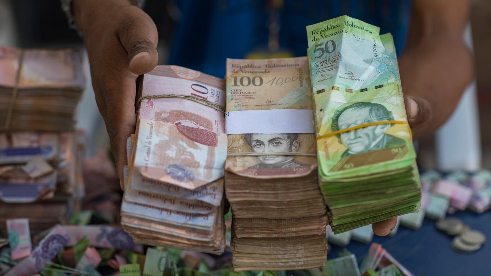 Fondo Monetario Internacional se reunirá para analizar datos económicos de Venezuela