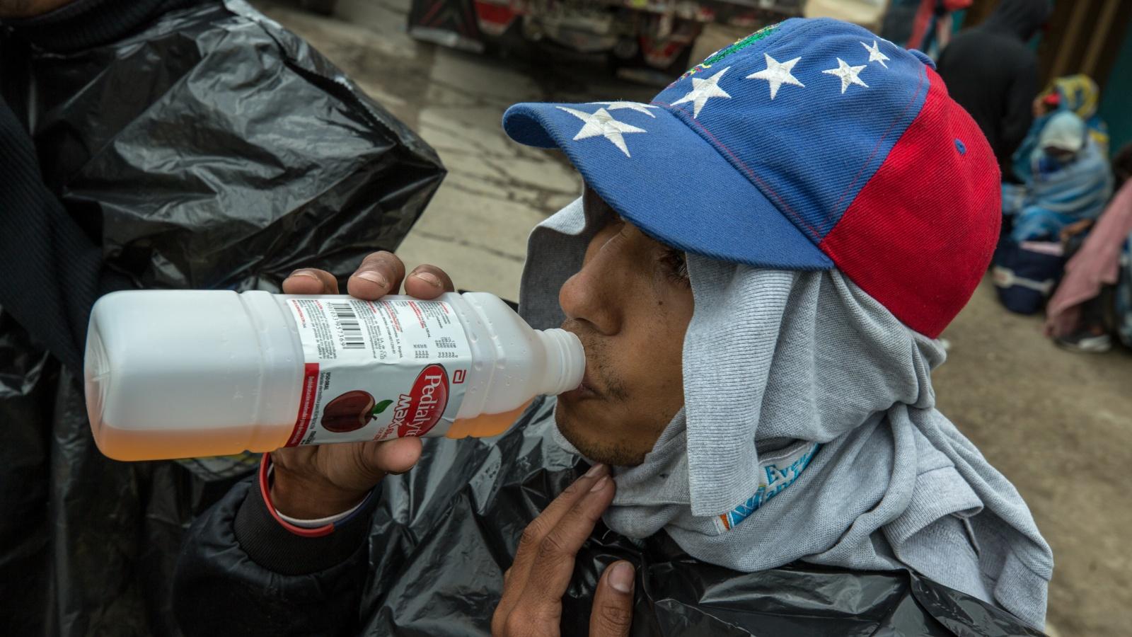 ONU advierte riesgo de malnutrición en venezolanos que dejan su país