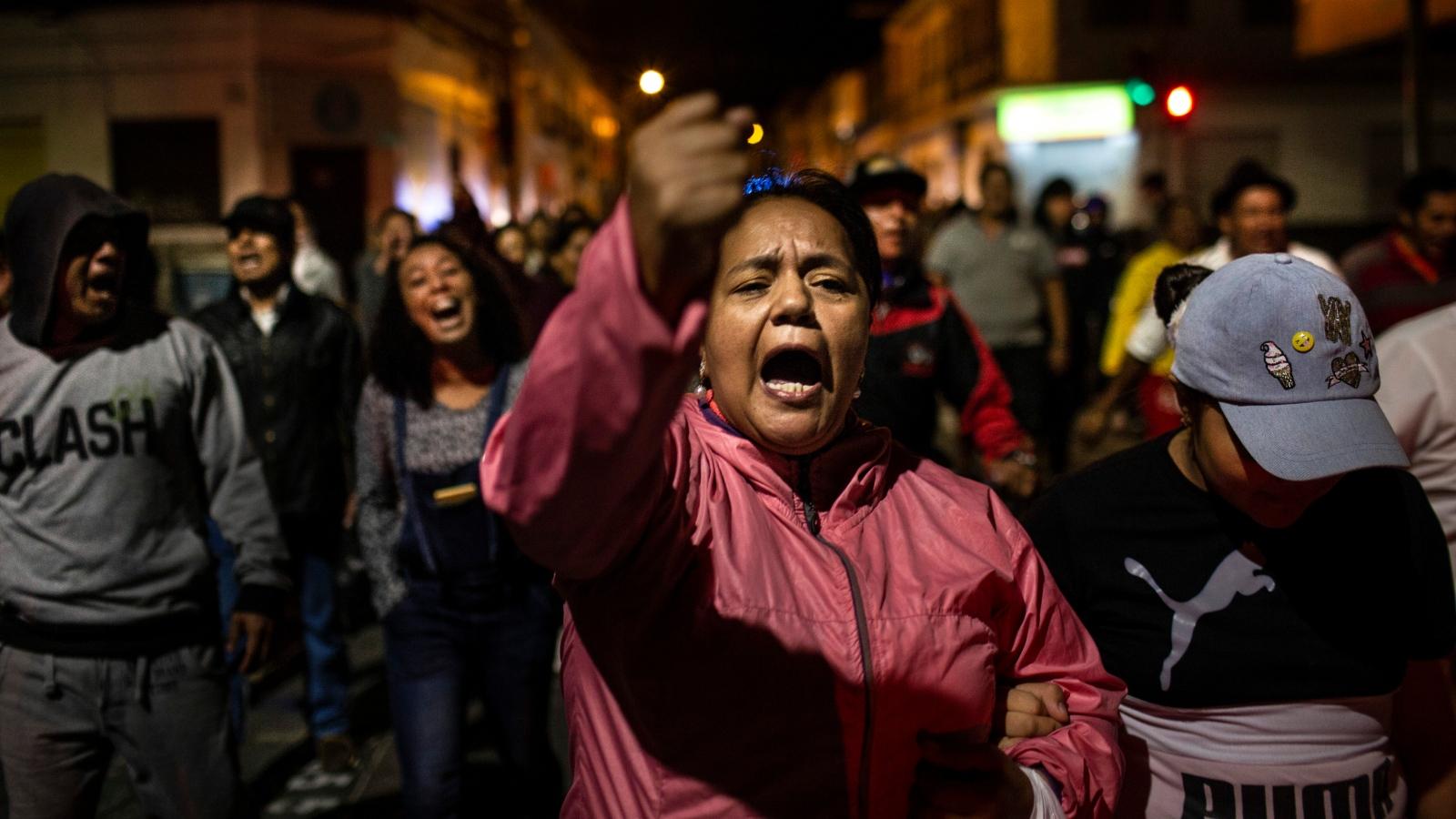 Violencia y xenofobia: las consecuencias del discurso antiinmigración de Ecuador