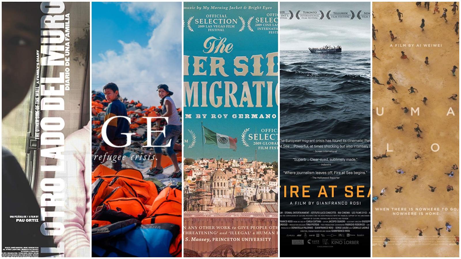 Cinco documentales que muestran lo duro que es migrar