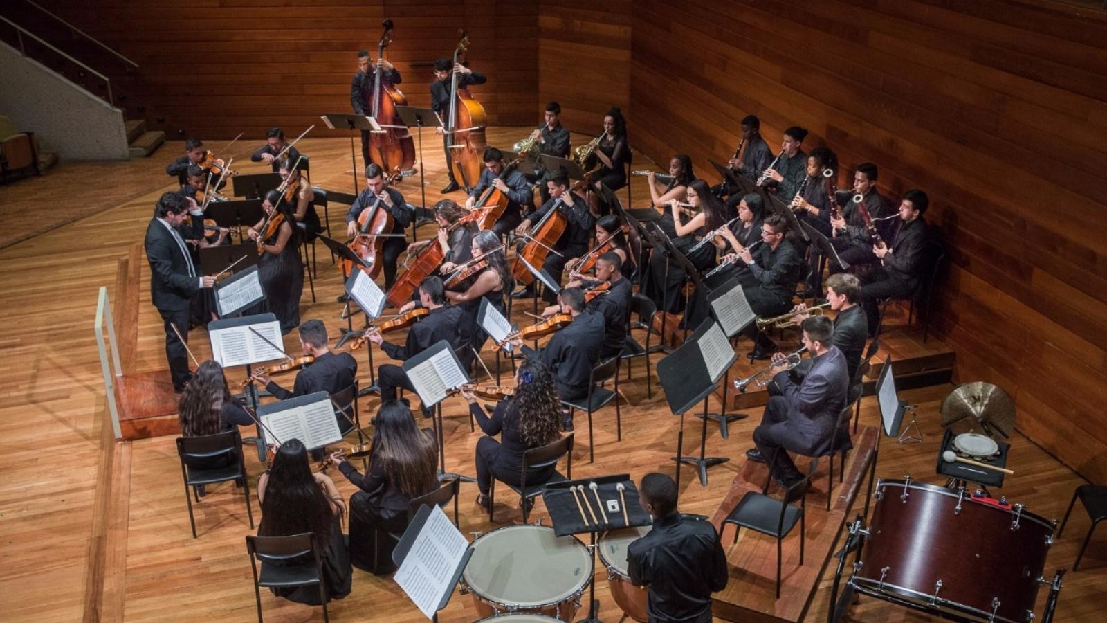 Música sin fronteras: la Fundación Nacional Batuta acoge a músicos venezolanos