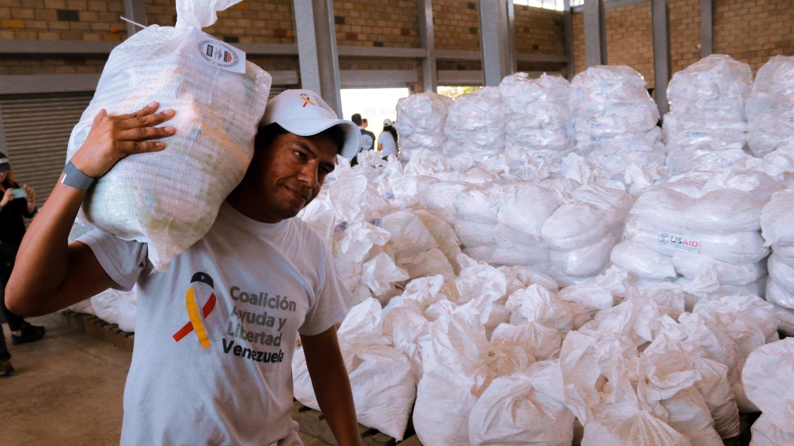Declaran calamidad pública en Norte de Santander por entrega de donaciones para Venezuela