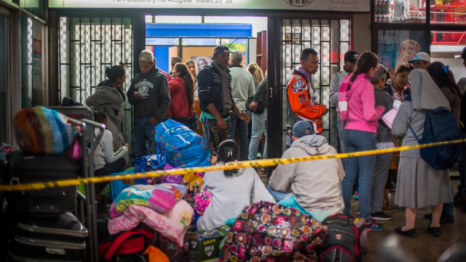 Los vacíos del único plan que tiene Colombia para atender la migración