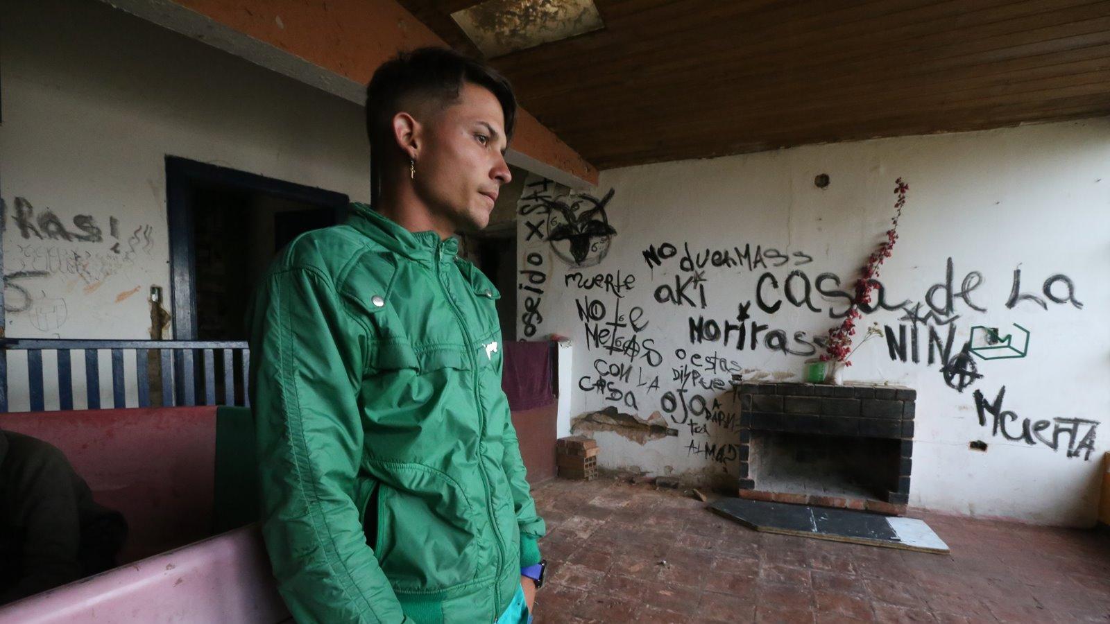 Objetivo refugio: la dura odisea de los venezolanos que llegan a Tunja