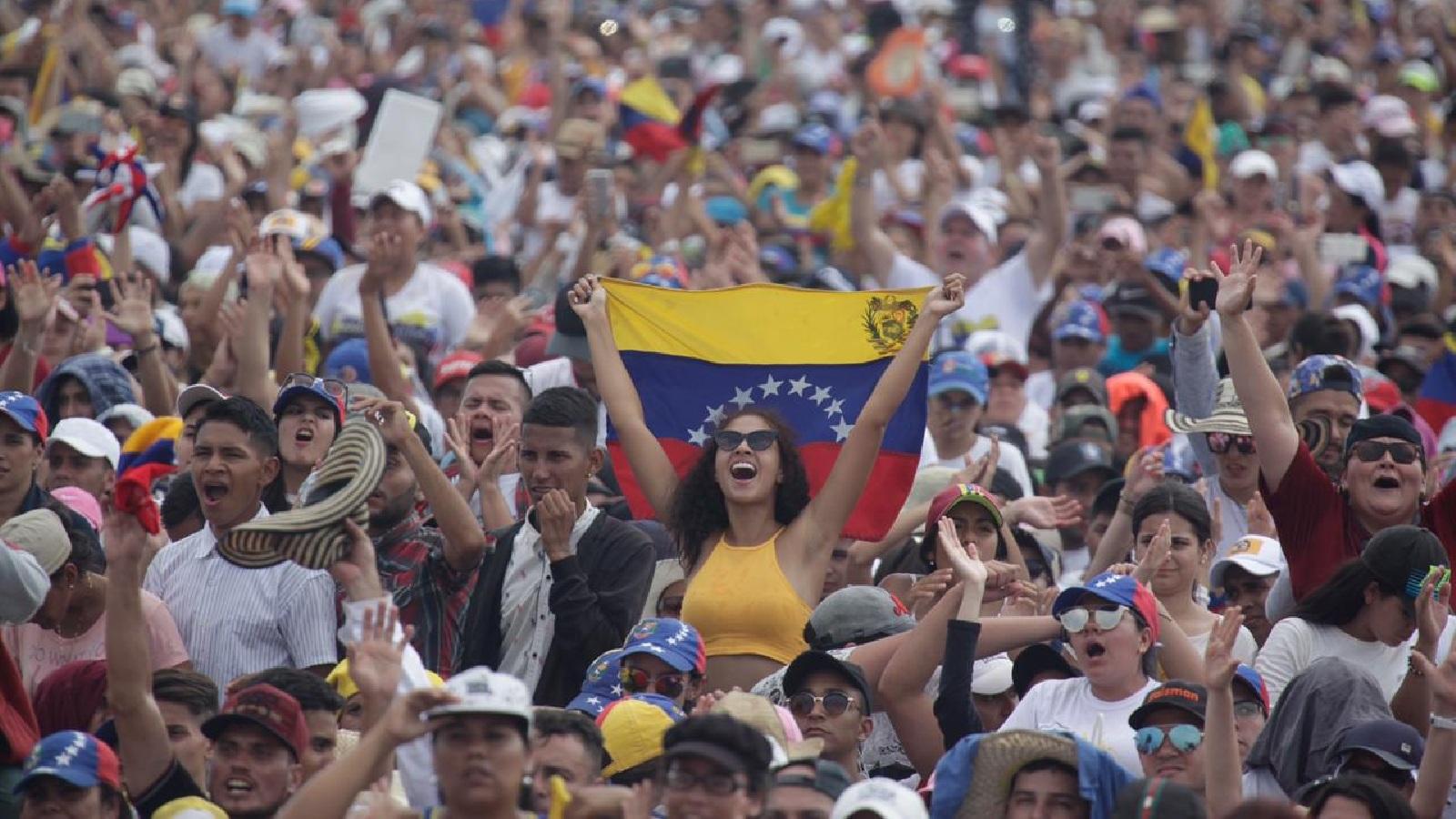 Así fue el minuto a minuto del concierto 'Venezuela Aid Live '