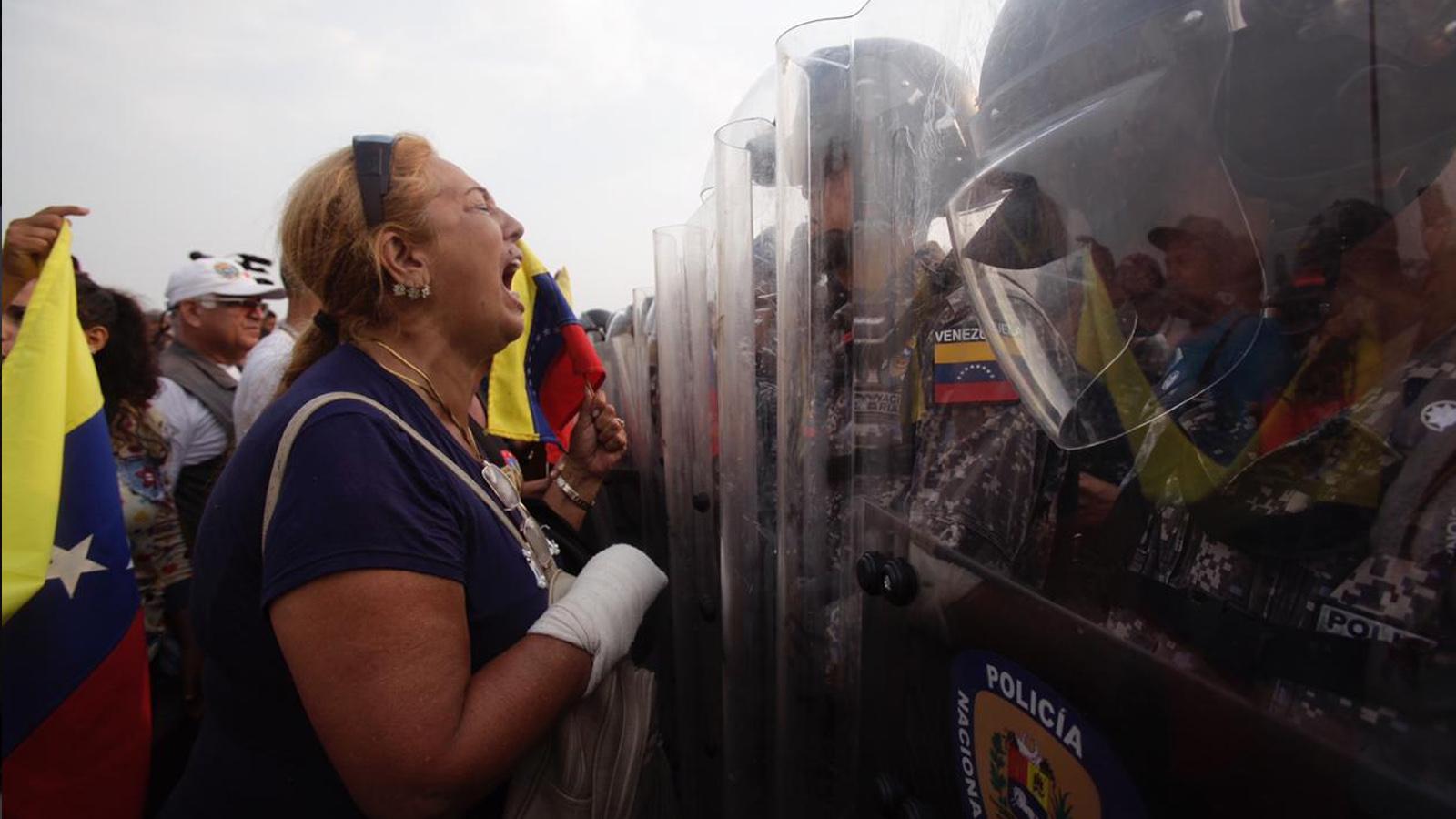 Minuto a minuto: esto pasó el #23F en las fronteras de Venezuela