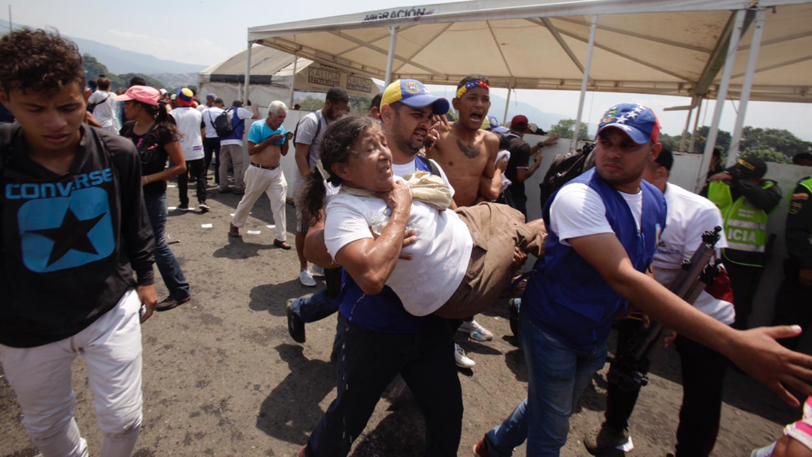 Estados Unidos pide que la ONU tome una decisión frente a Venezuela