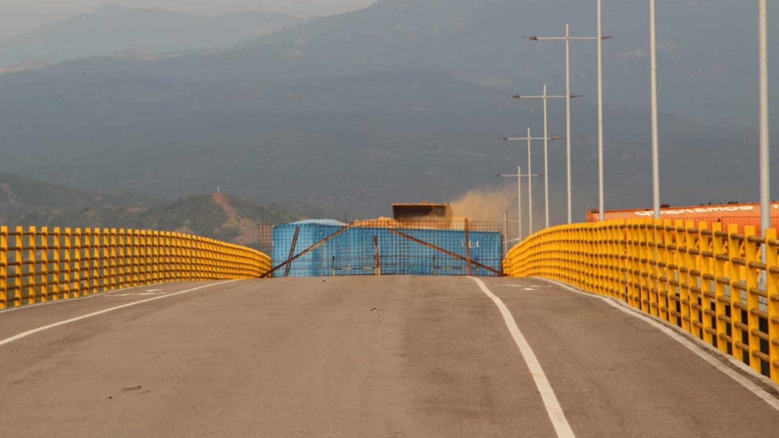 Preocupación por riesgos estructurales en puentes fronterizos