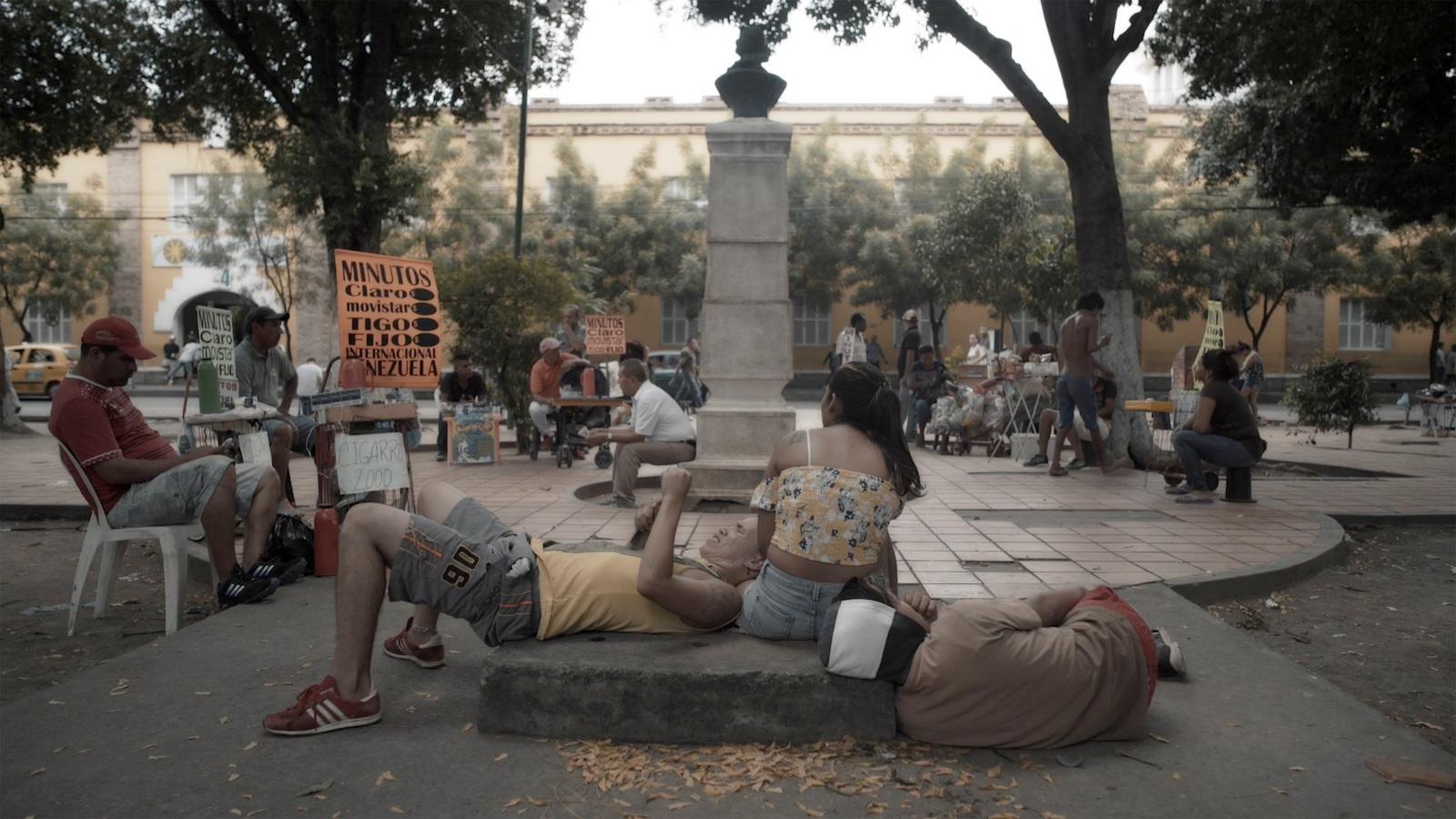 De la calle a la pantalla: un relato de la migración en Cúcuta