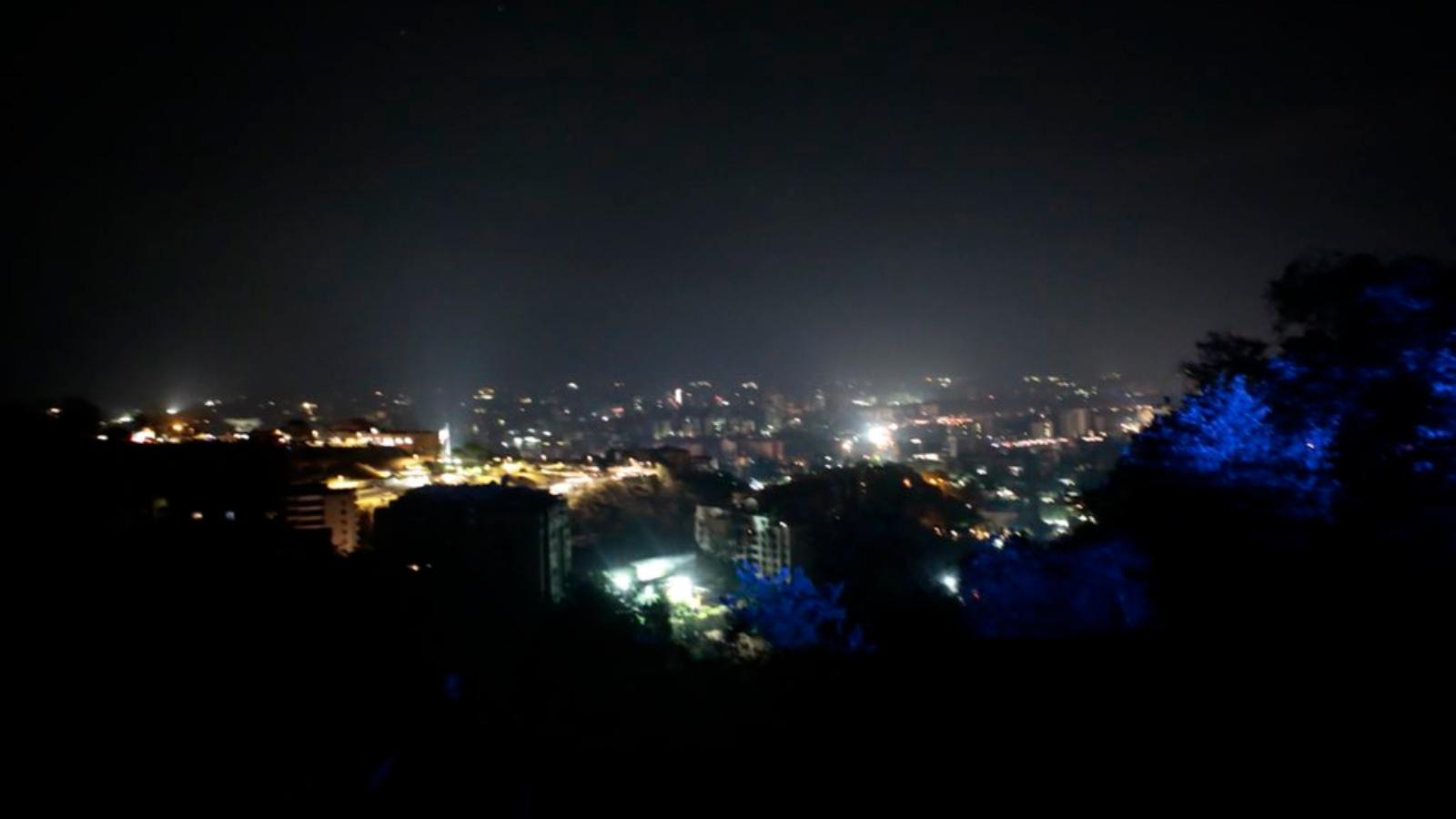 Venezuela completa tres días sin luz