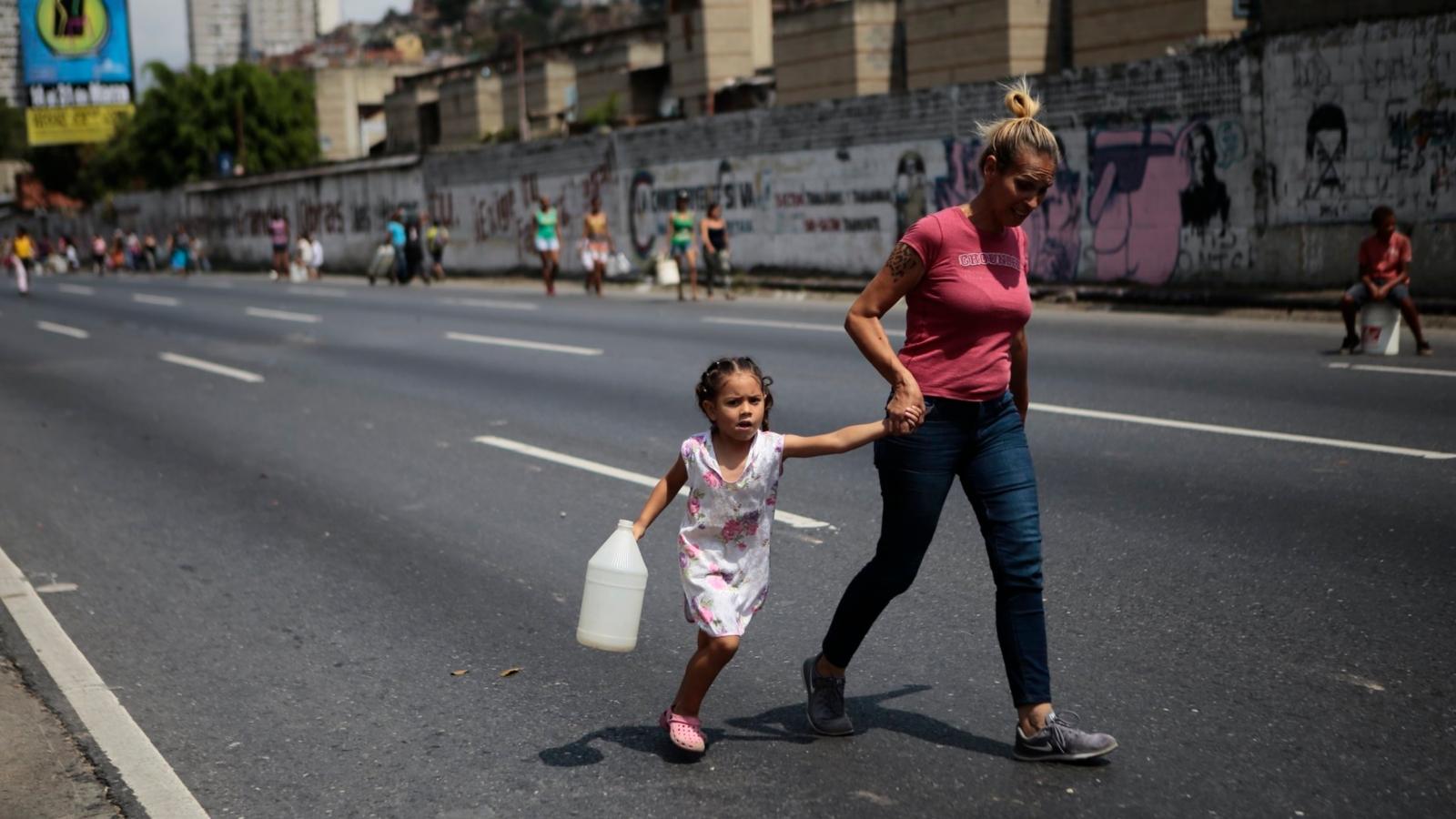 Asamblea Nacional declara estado de alarma en Venezuela