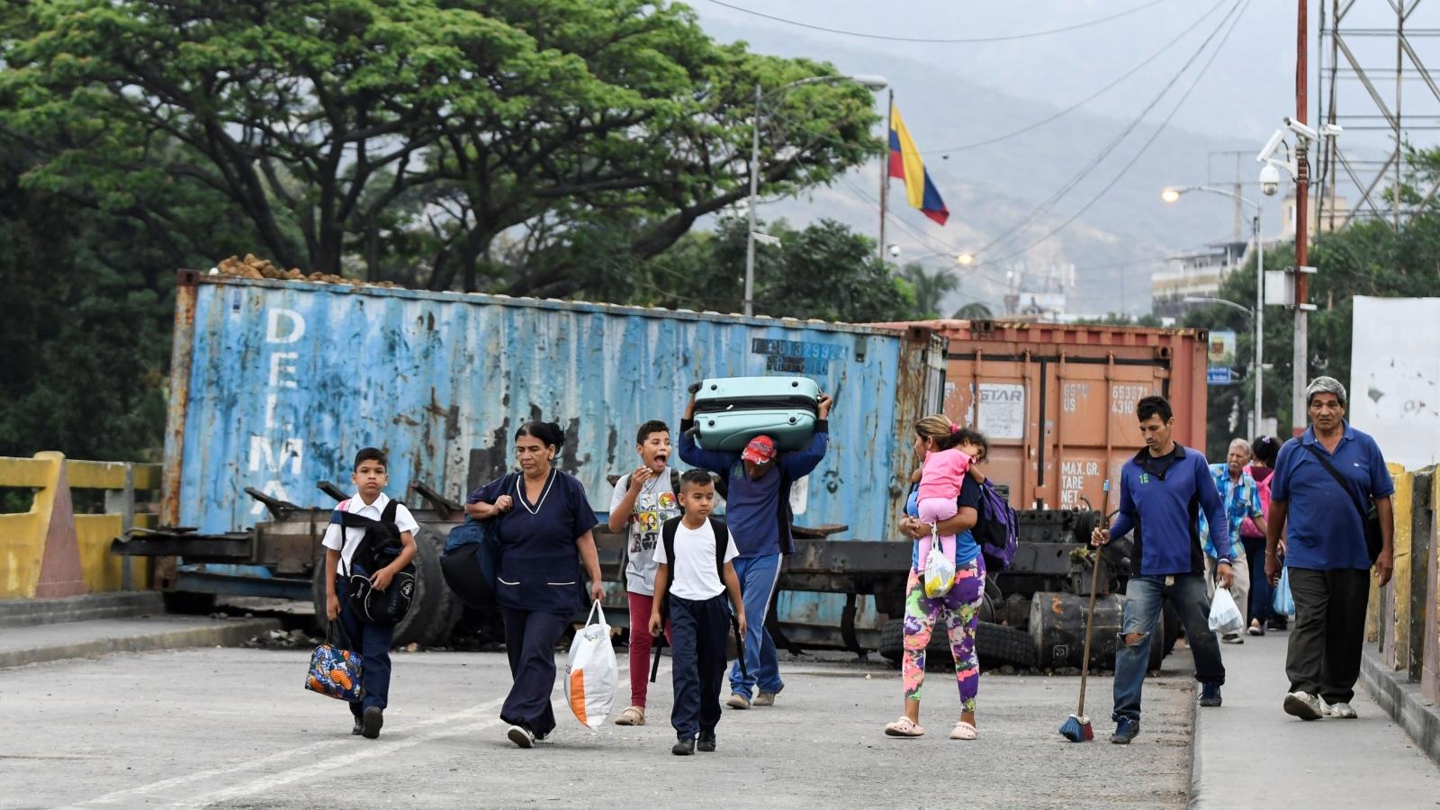 Más de 5000 personas pudieron entrar a Colombia gracias a paso temporal