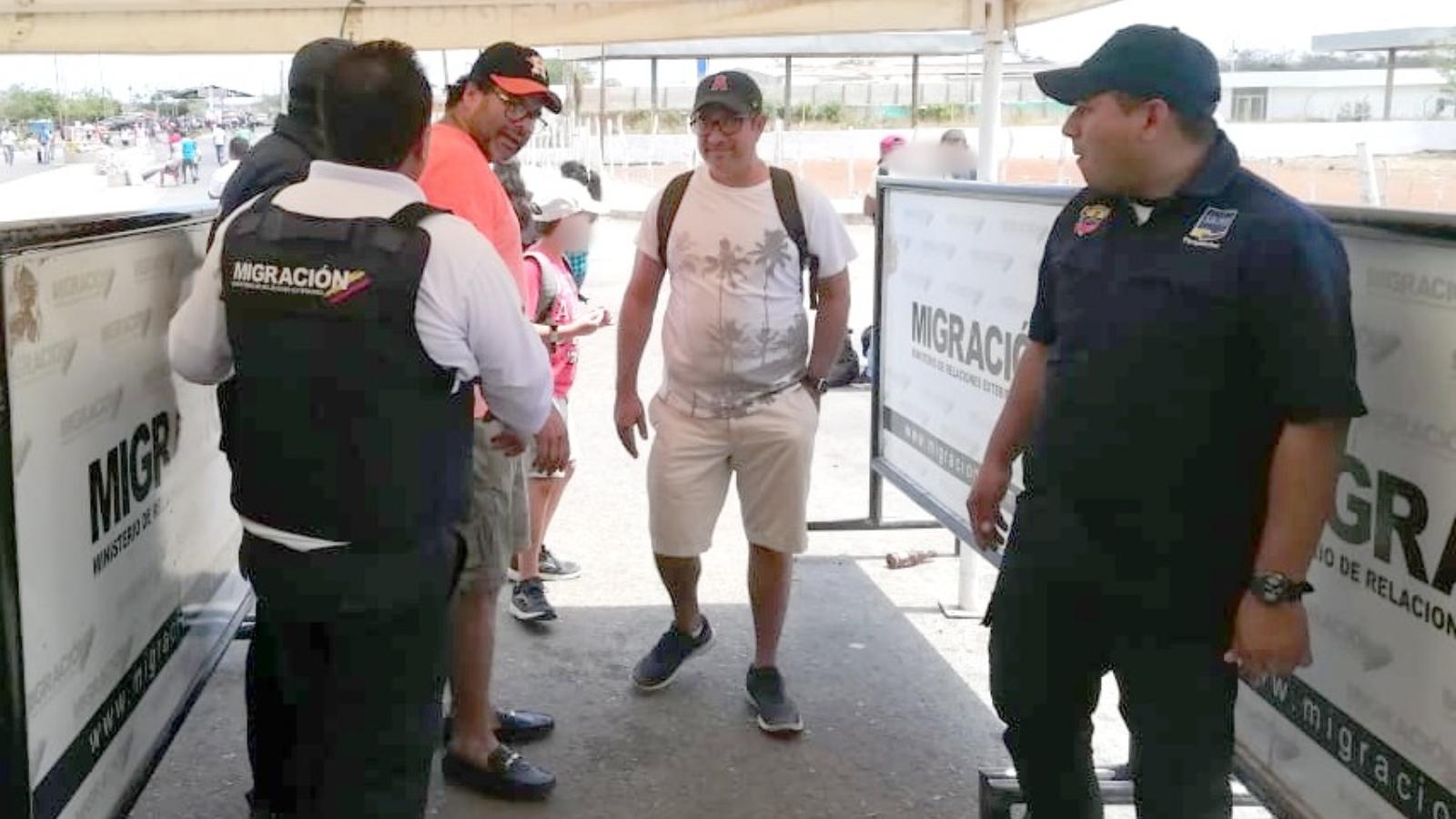 Migración Colombia impidió ingreso de familiares de Nicolás Maduro al país