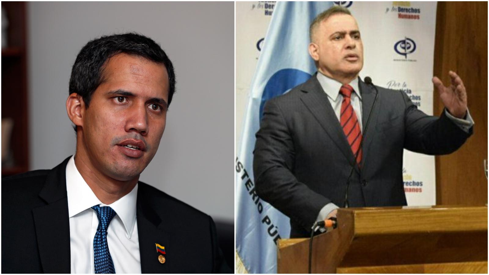 Fiscalía venezolana anuncia investigación contra Guaidó por apagón