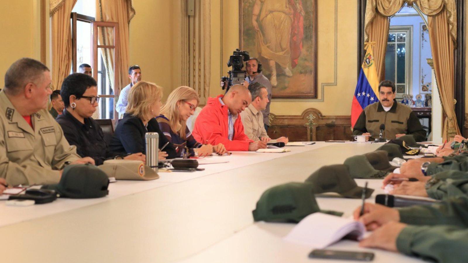 Nicolás Maduro reestructurará su gabinete de gobierno