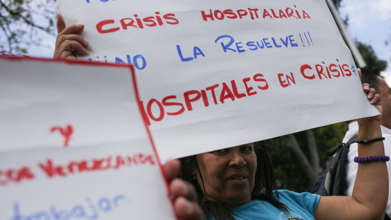 Médicos, en la mira de Maduro durante visita de la ONU a Venezuela