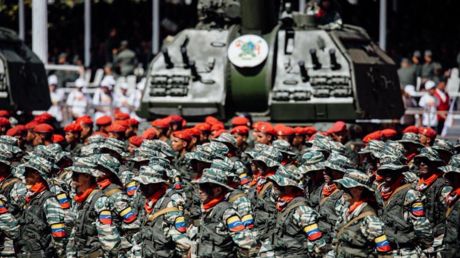 Parlamento venezolano ofrece nuevas garantías a militares