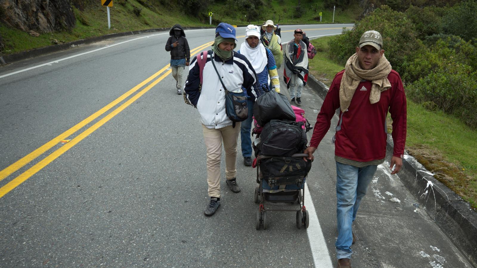 31,5 millones de dólares llegan a Colombia para atender a migrantes venezolanos
