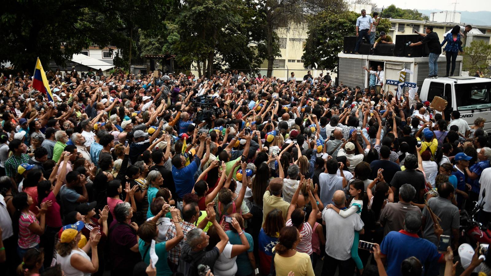 Estados Unidos impulsa fondo de 10.000 millones de dólares para Venezuela