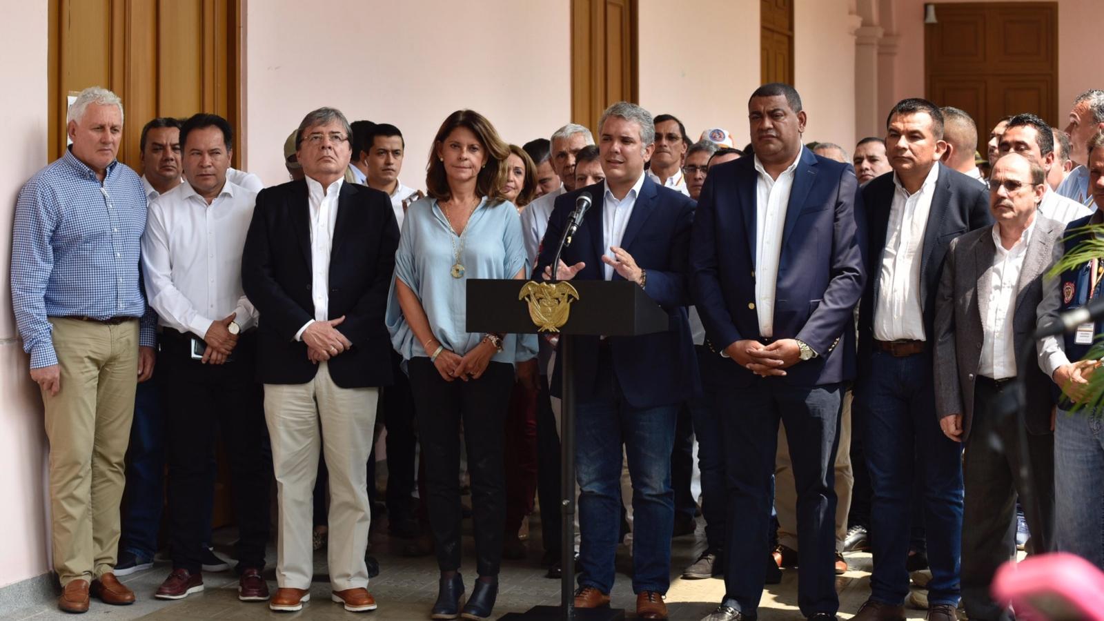 El Gobierno presenta plan para reactivar la economía en la frontera
