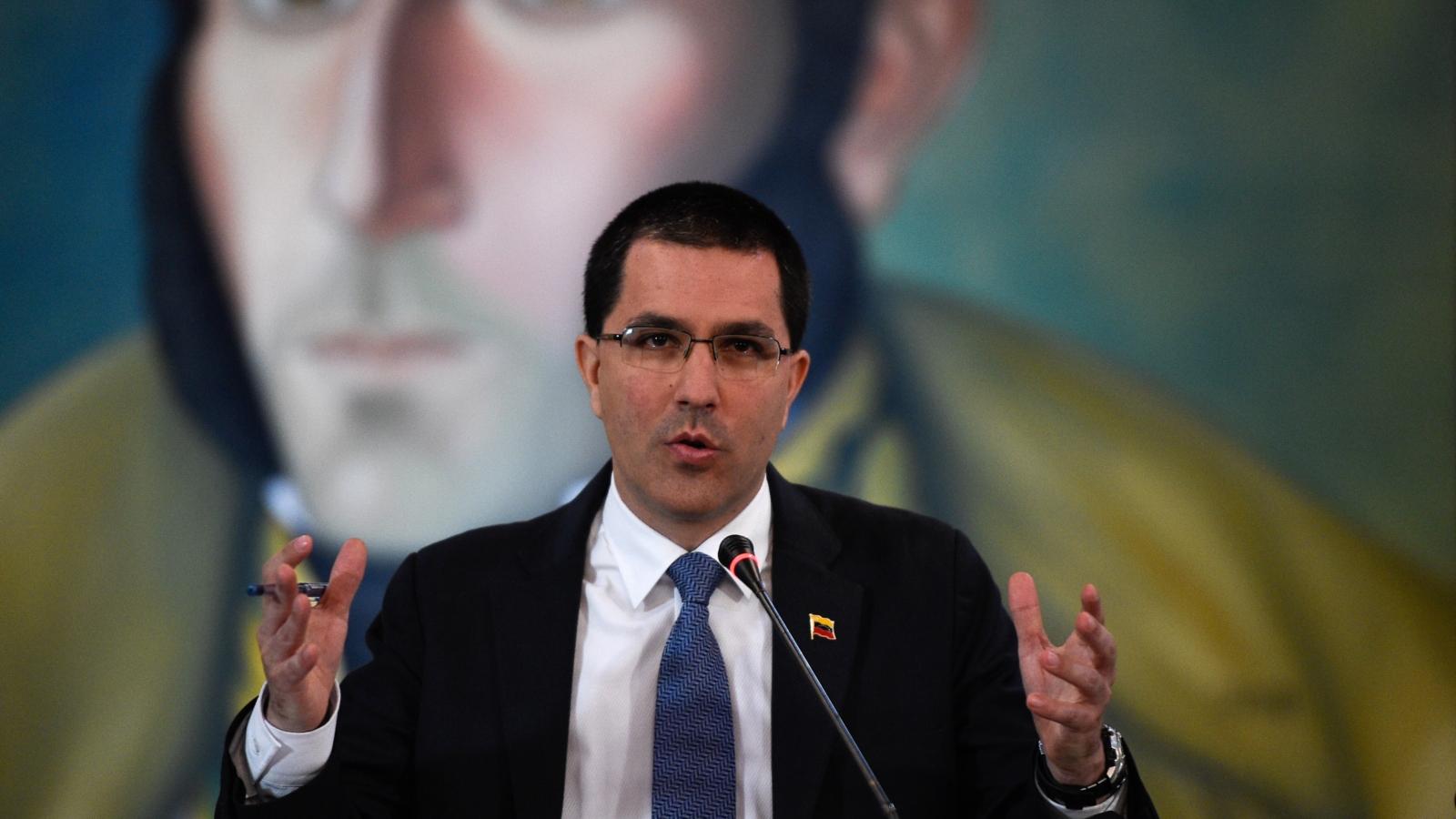 Venezuela dice que sanciones de Estados Unidos son