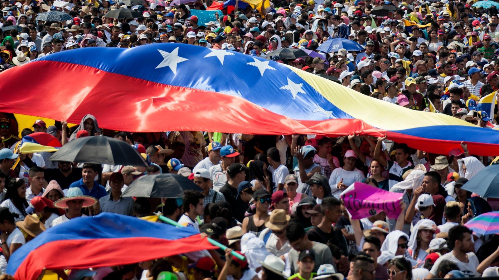 ¿Qué se hará con los 2,3 millones de dólares del Venezuela Aid Live?