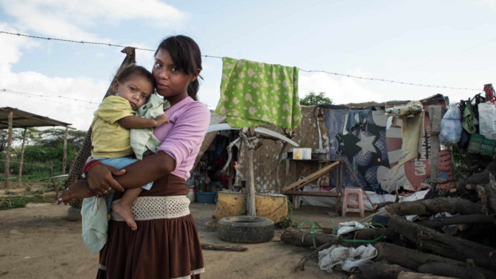 Unicef alerta que más de 300.000 niños venezolanos en Colombia necesitan ayuda