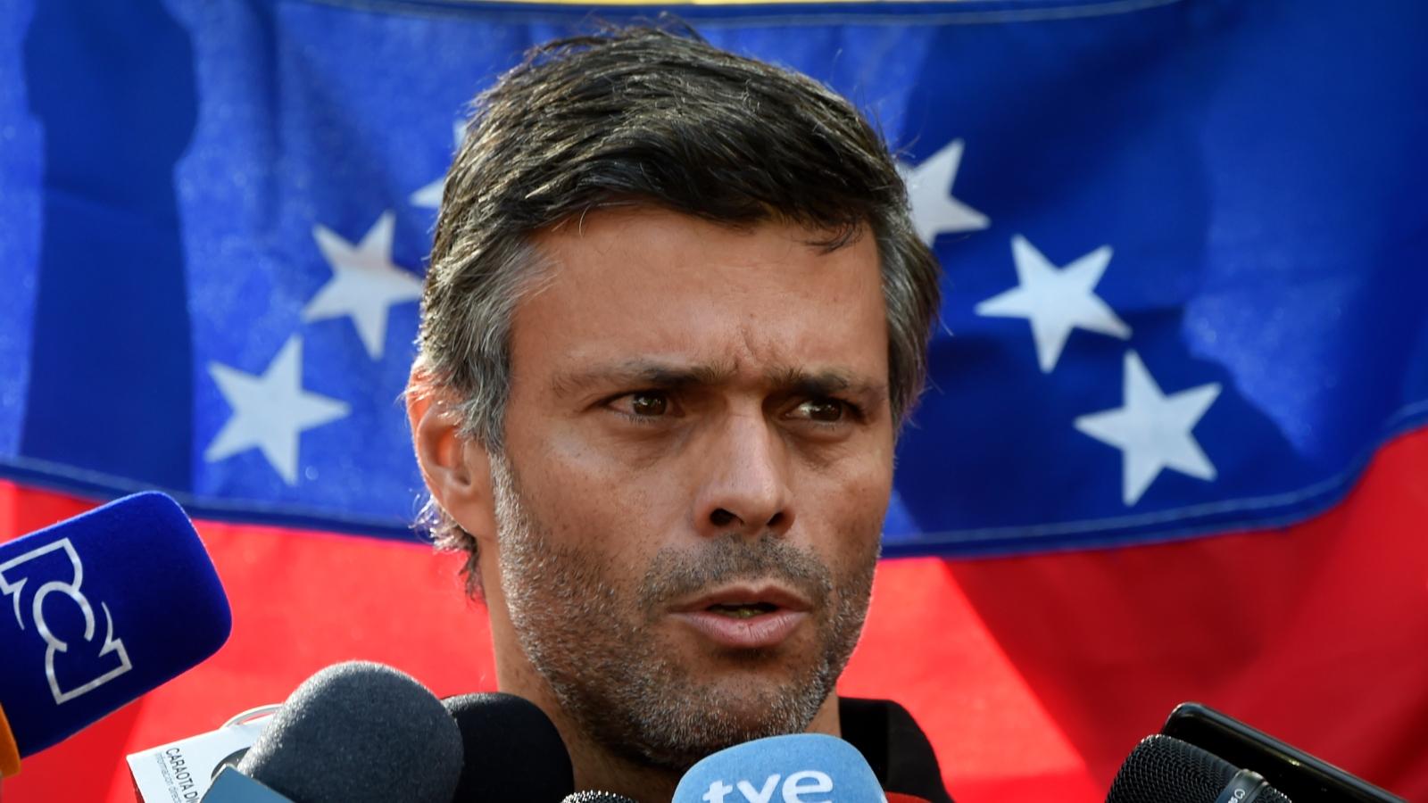 Leopoldo López volvería a la cárcel
