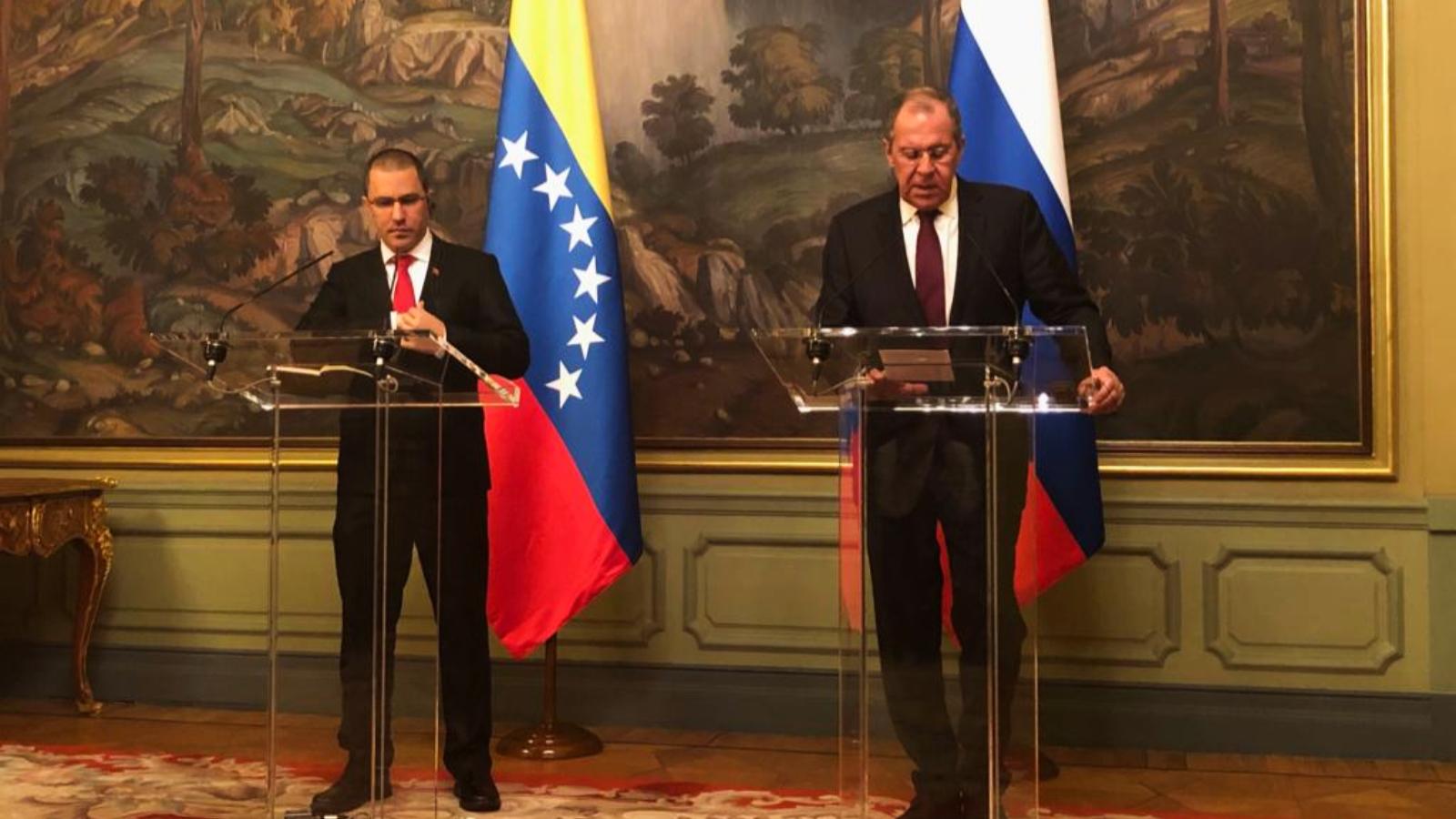 Venezuela está lista en caso de ataque militar de Estados Unidos