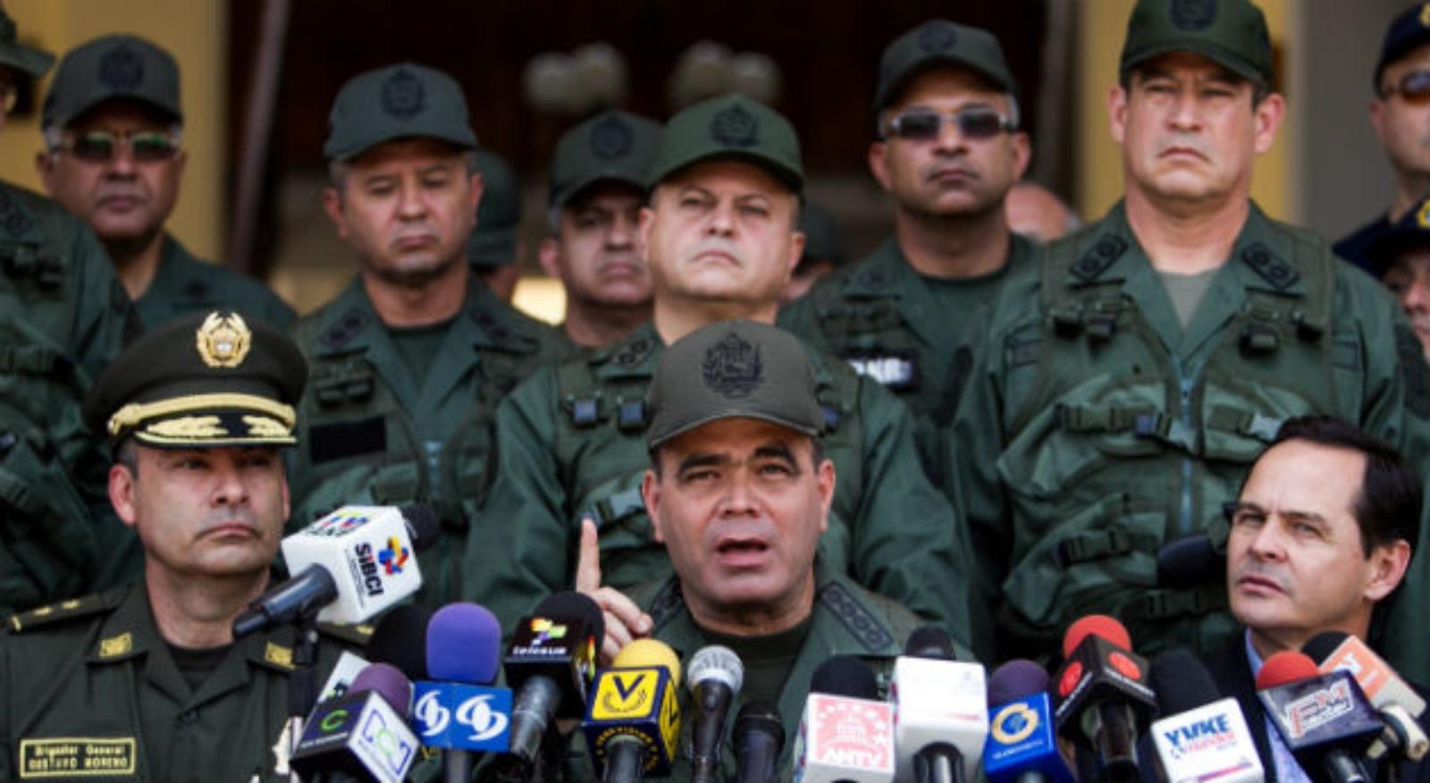 Vladimir Padrino acusó a EE.UU. de provocación con buque cerca de Venezuela