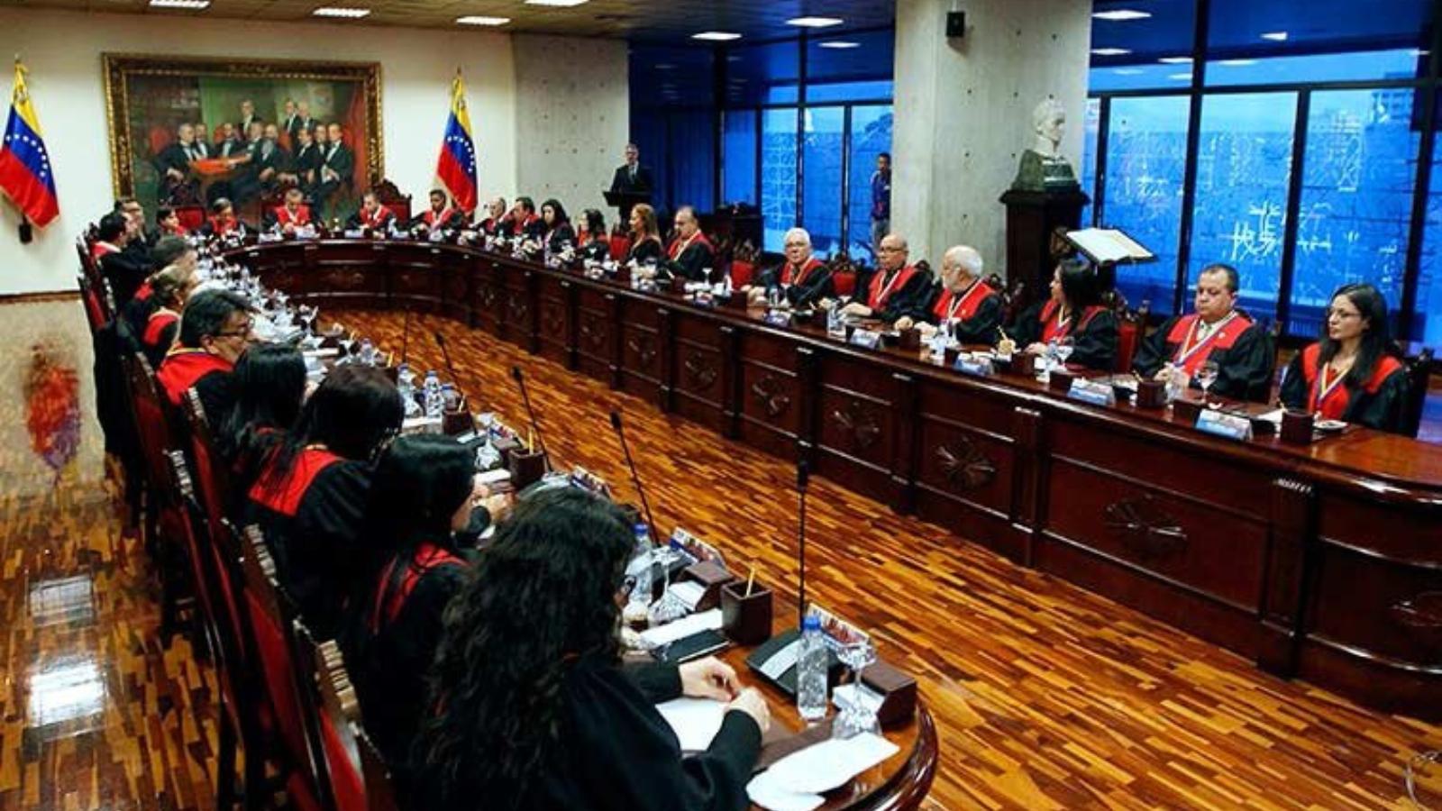 Tribunal Supremo de Justicia de Venezuela imputa a otros cuatro diputados