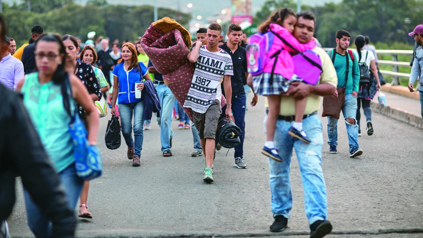 Europa insiste ante la ONU para acabar la crisis en Venezuela