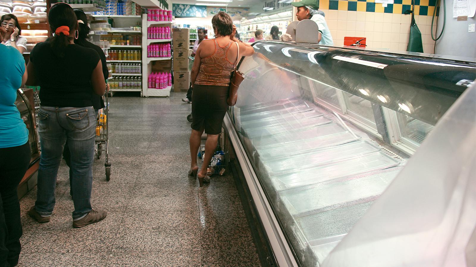 Venezuela: entre el hambre y las sanciones