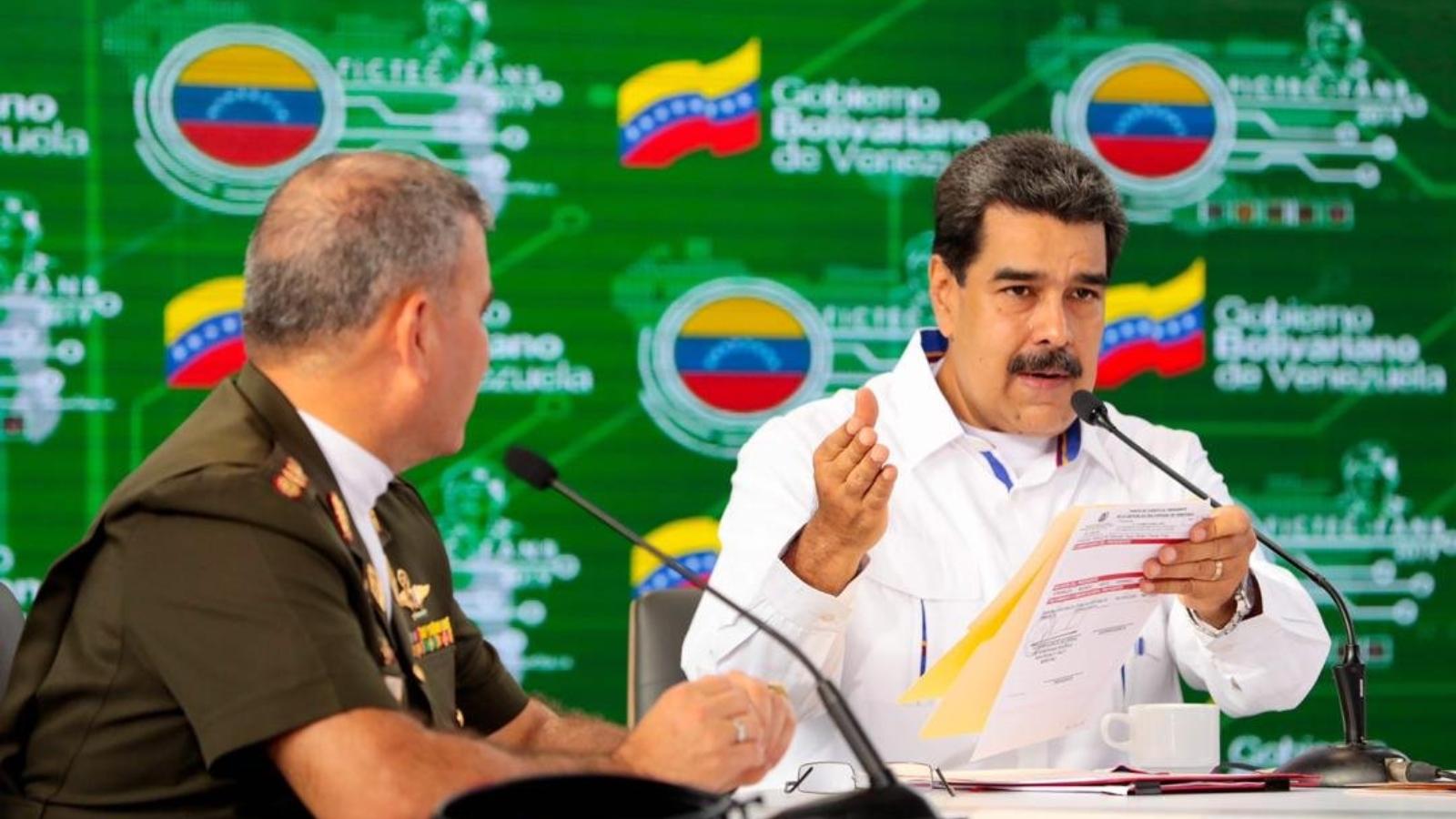 Maduro anuncia