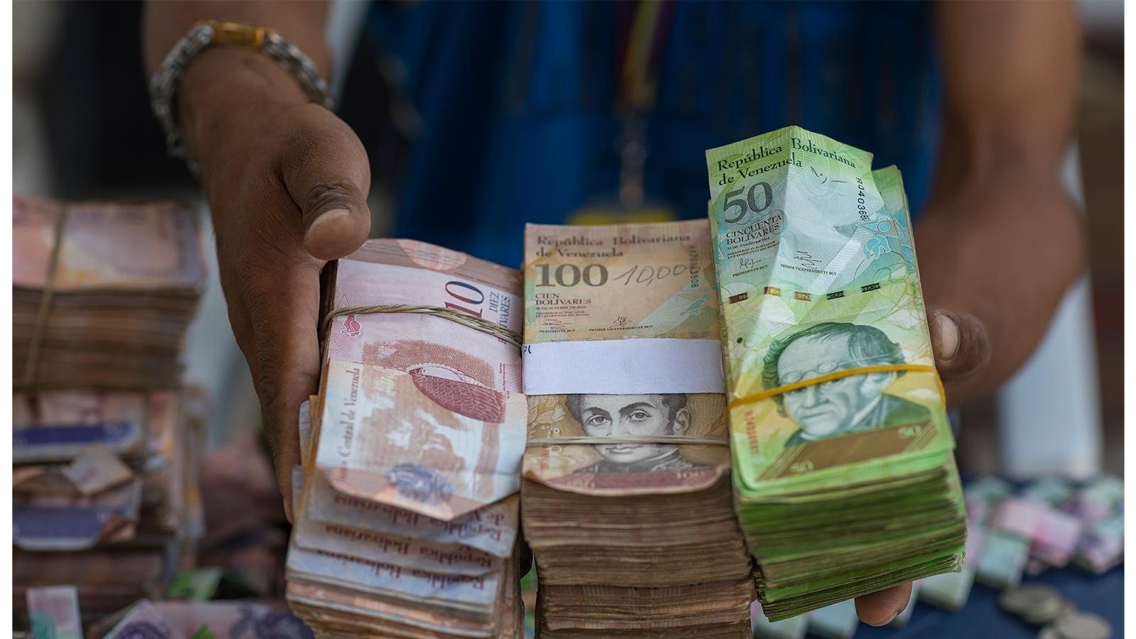 El FMI se declara incapaz de evaluar los últimos datos económicos de Venezuela