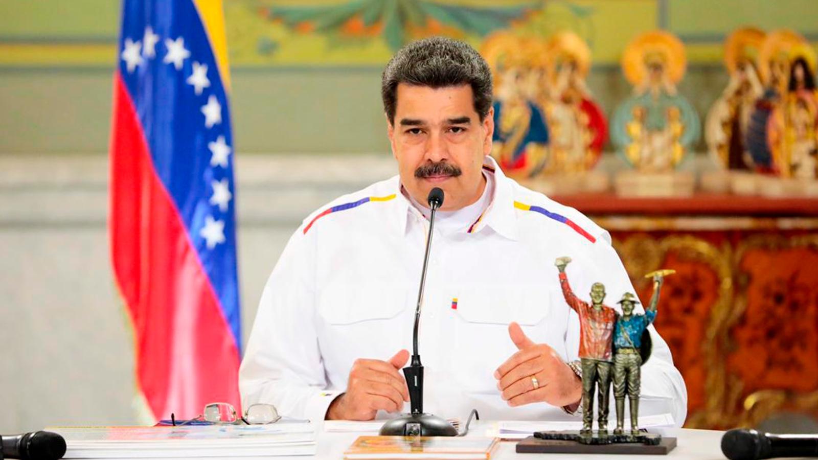 Maduro vuelve a cambiar al ministro de electricidad a la sombra de apagones