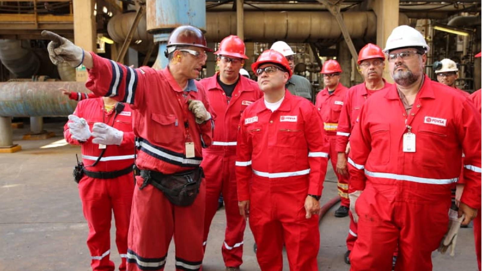 Junta de PDVSA nombrada por Guaidó pide detener expropiación de refinería en Jamaica