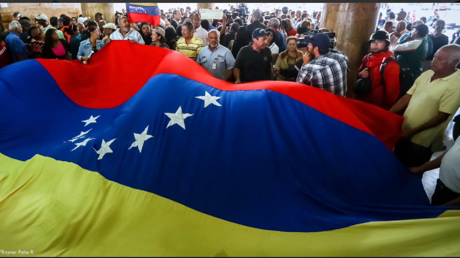 Parlamento venezolano pide a Bachelet interceder por diputados presos