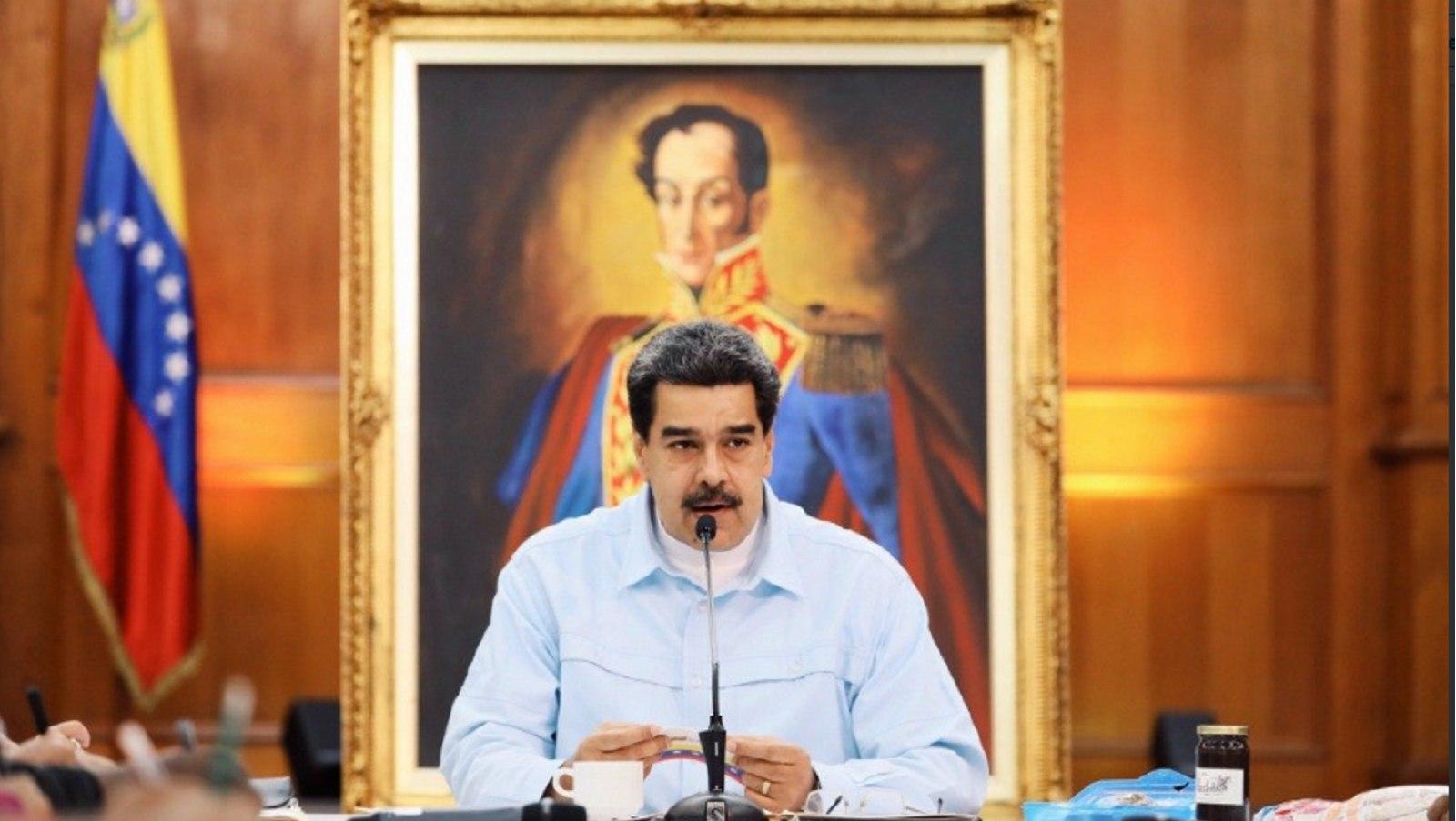 Maduro acusa a jefe del Comando Sur de EEUU de intentar sembrar intrigas entre militares