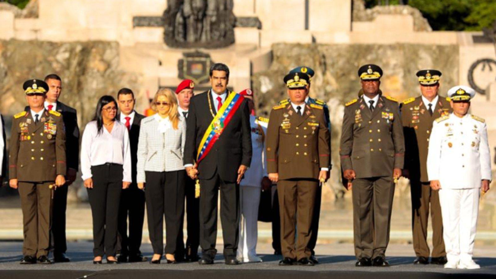 Gobierno venezolano asegura haber frustrado un supuesto golpe de Estado
