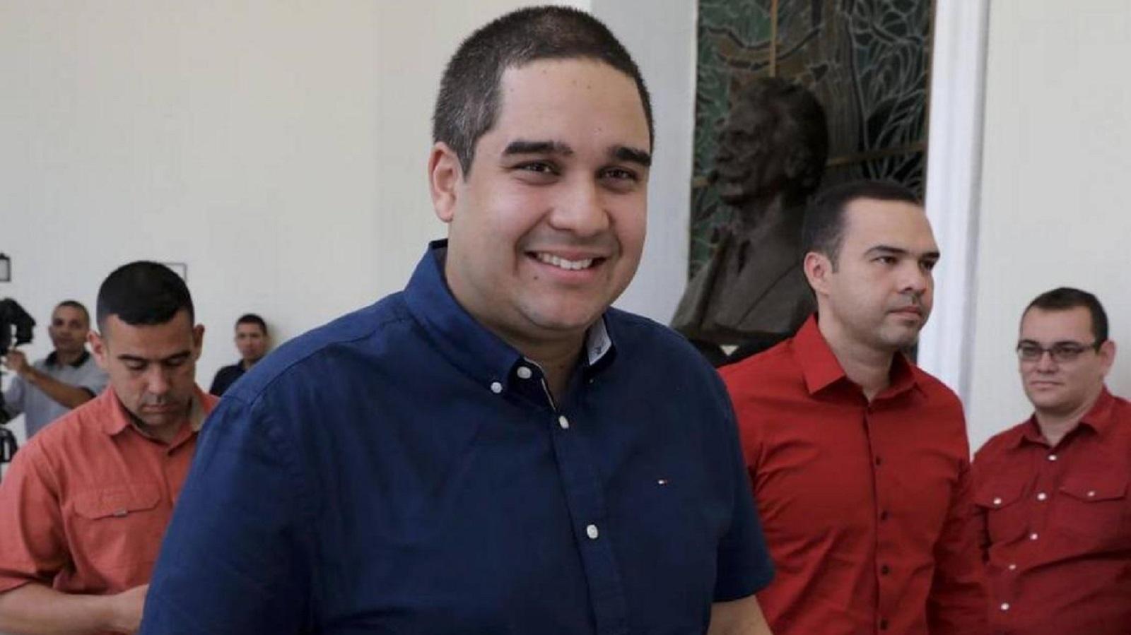 Estados Unidos sanciona al hijo del presidente de Venezuela