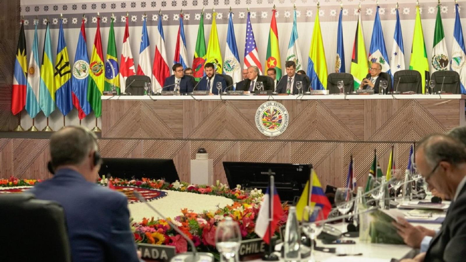 Proyecto Venezuela | La OEA aumenta la presión diplomática sobre Venezuela  y Nicaragua