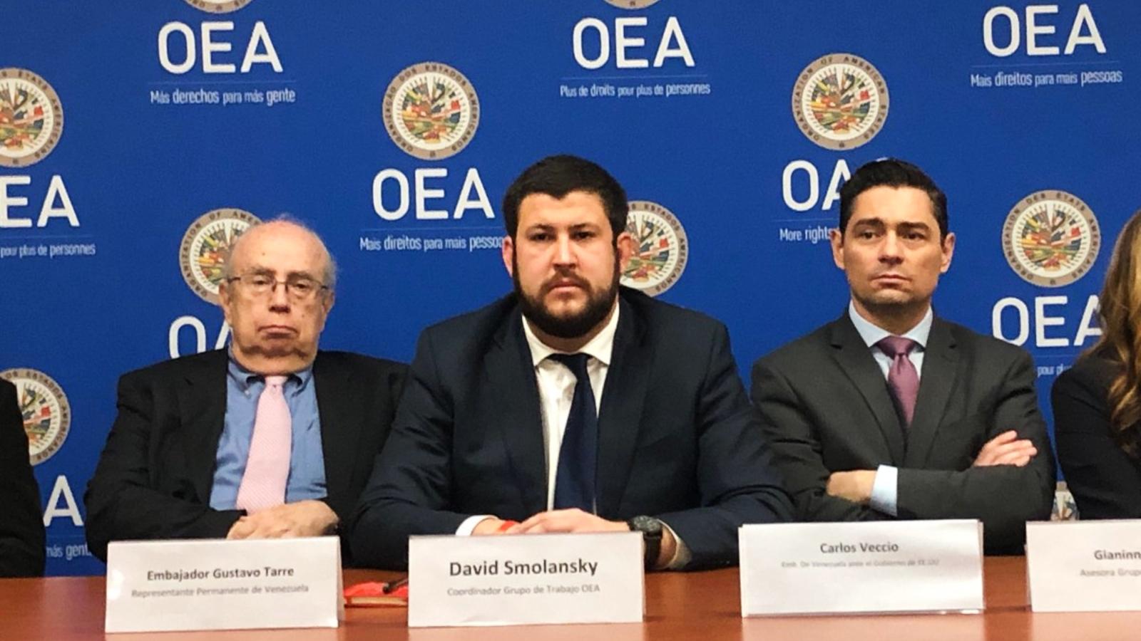 Delegado de Guaidó ante la OEA pidió que CIDH investigara la muerte de militar venezolano
