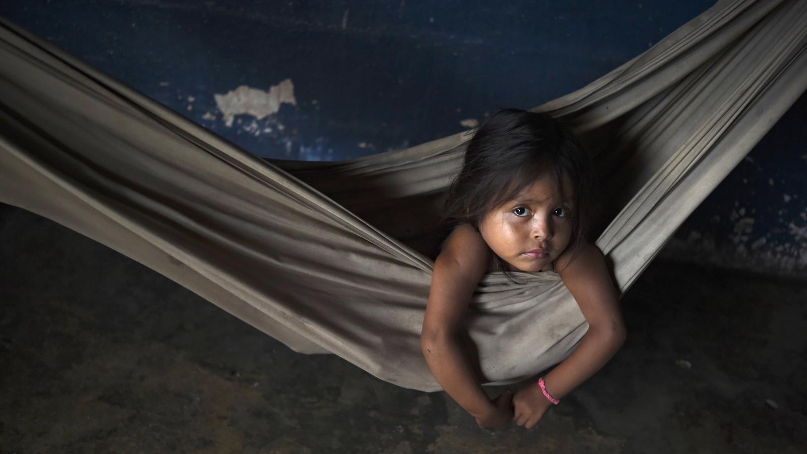 Los indígenas yukpa sufren la reaparición de la malaria en Venezuela