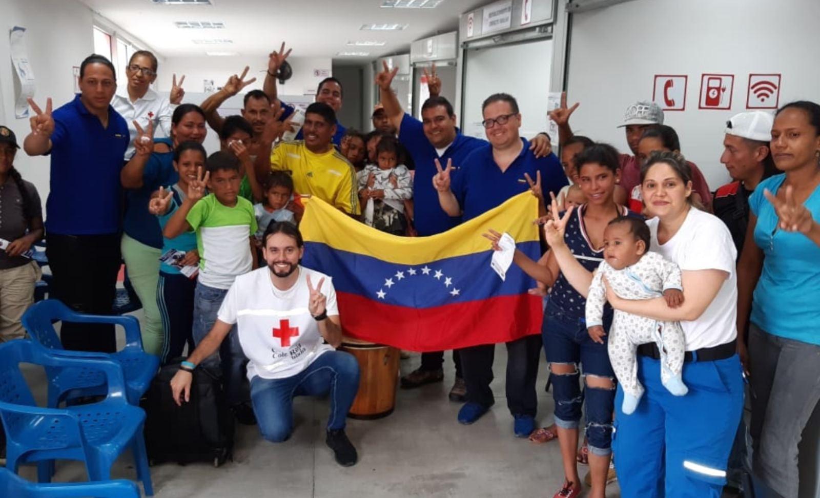 Con canciones previenen la trata de migrantes venezolanos